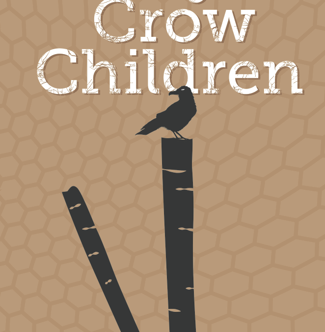 Cherry Crow Children Cover reveal