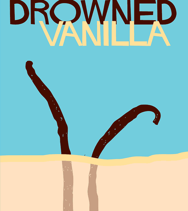 Drowned Vanilla Book Launch Hobart