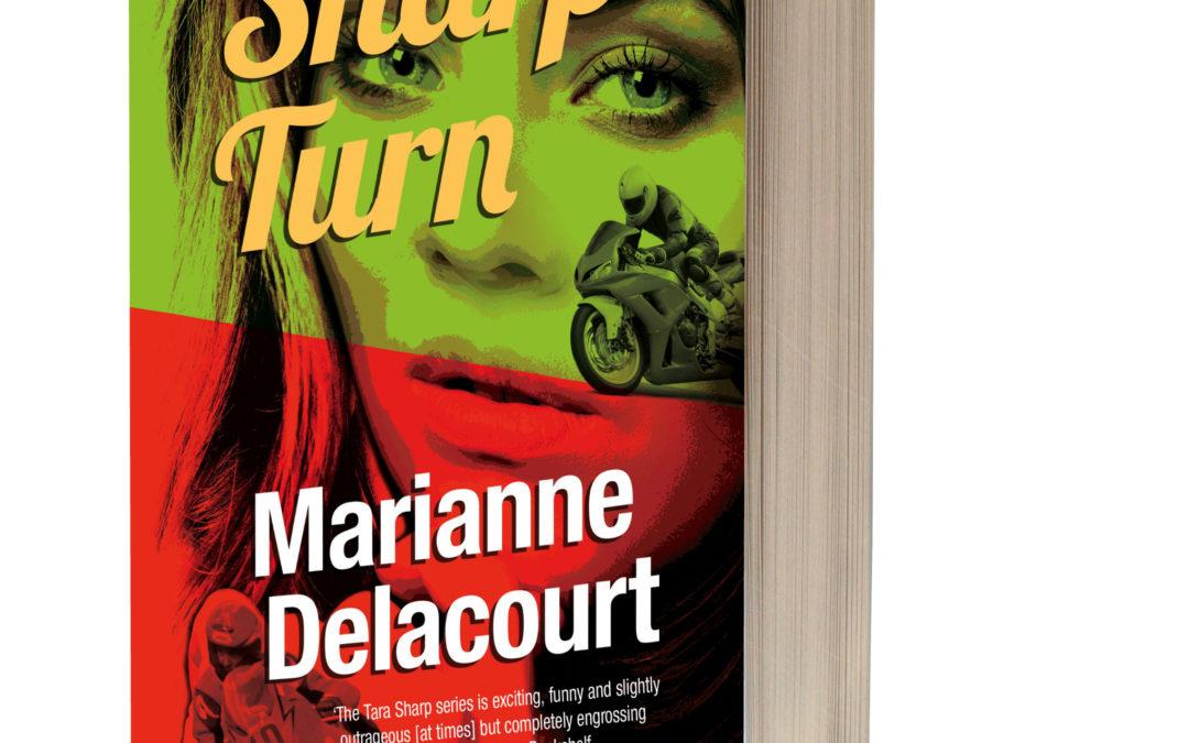 Tara Takes 'Sharp Turn' To Twelfth Planet Press