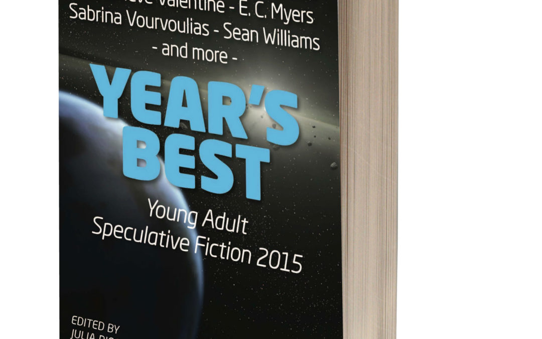 Announcing the end of our Year's Best YA Speculative Fiction series
