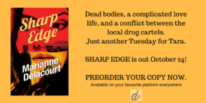 Preorder Sharp Edge