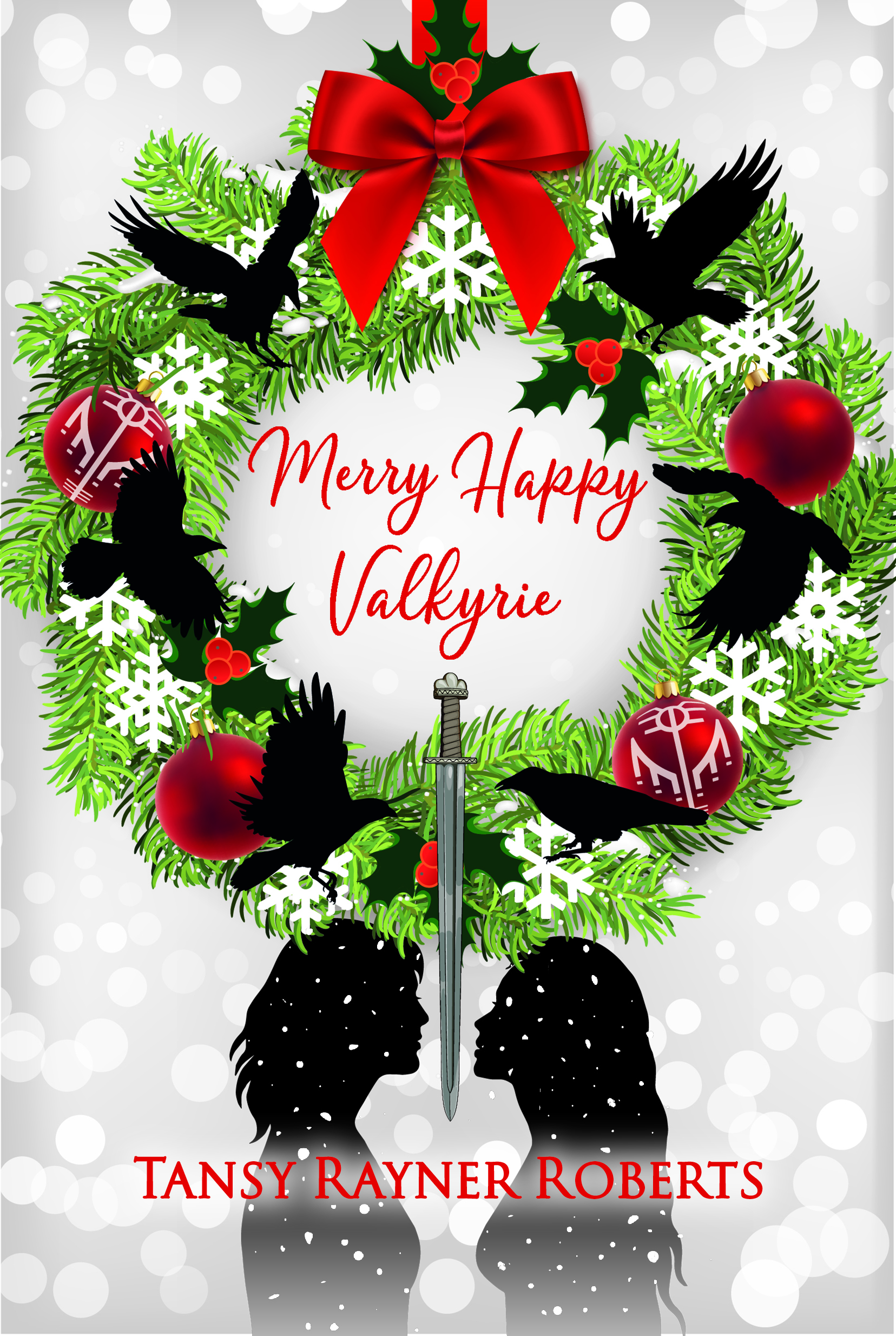 Merry, Happy Valkyrie by Tansy Rayner Roberts - Cover Reveal!